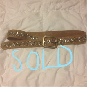 SOLD!Magall Pascal by Vintage Century belt
